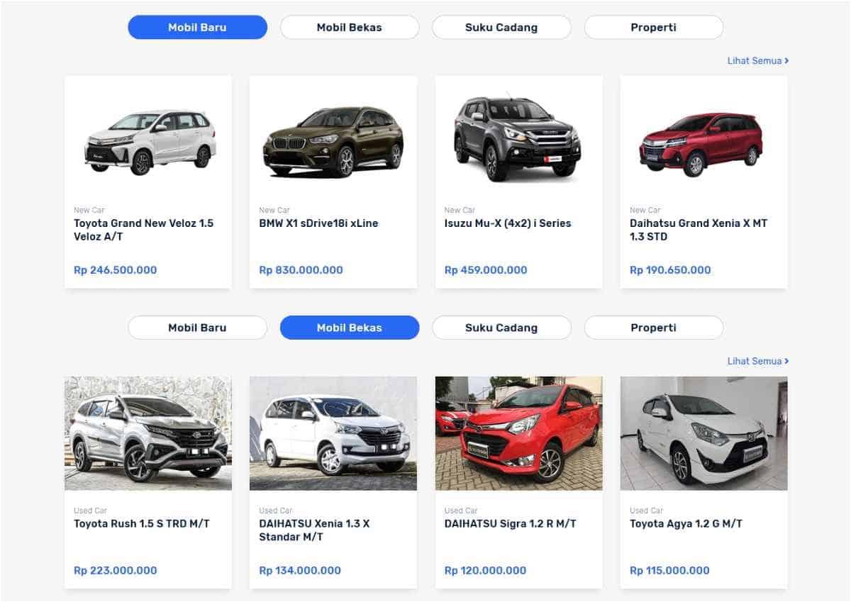 Berbagai-Mobil-Baru-dan-Mobil-Bekas