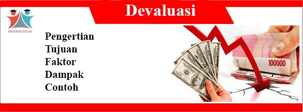 Devaluasi