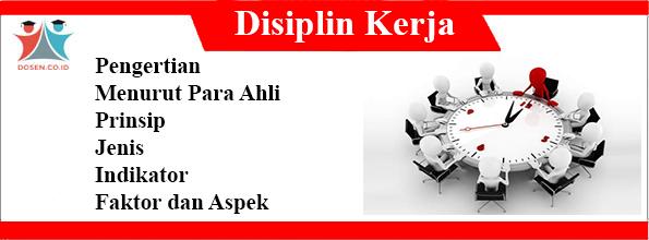 Disiplin-Kerja