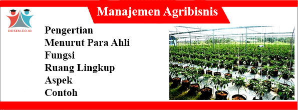 Manajemen-Agribisnis