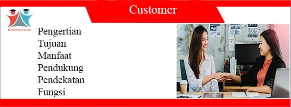 Pengertian Customer