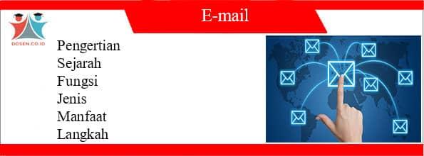 Pengertian Email