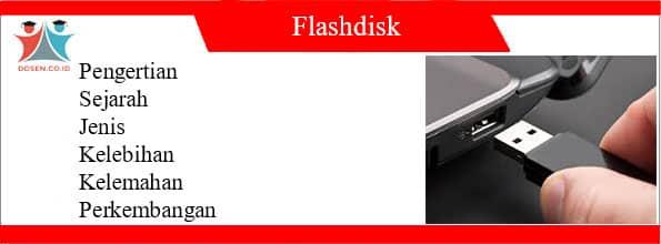 Pengertian Flashdisk