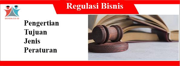 Regulasi-Bisnis