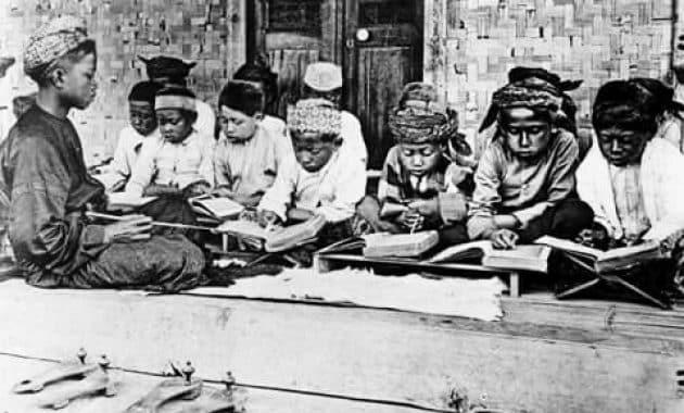 Sejarah Pondok Pesantren