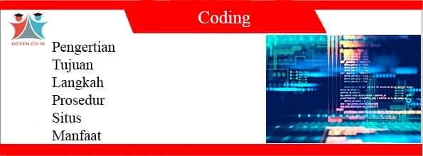 pengertian Coding